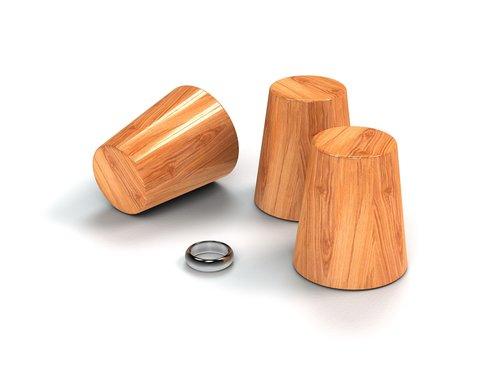 chance  wood  träkoppar