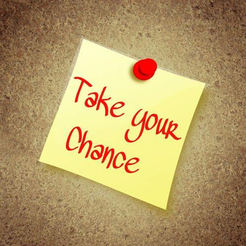 chance new new beginning