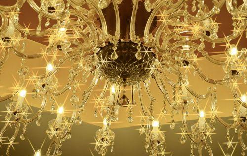 chandelier light candlestick