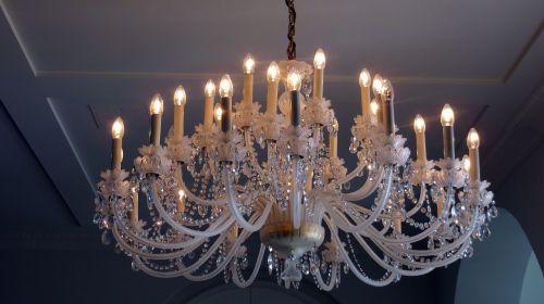 chandelier gloss light