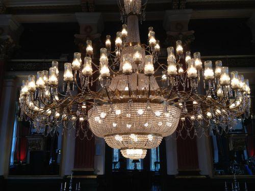 chandelier light lighting