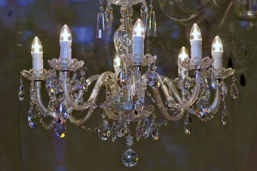chandelier glass replacement lamp