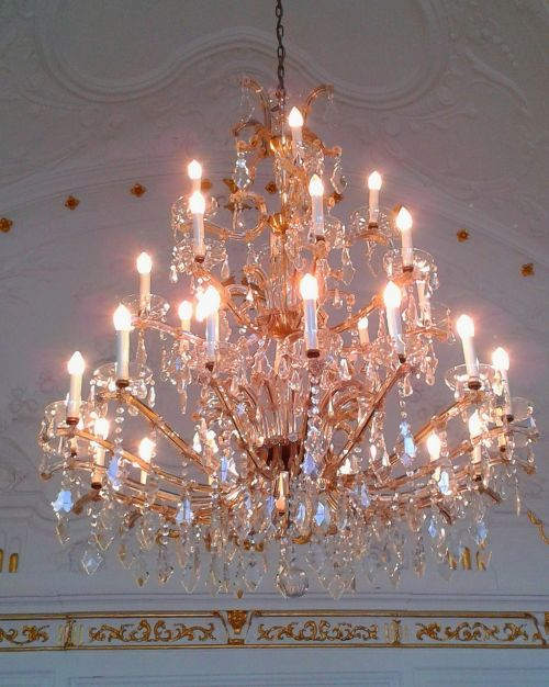 chandelier lamp lighting