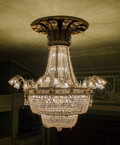 chandelier ceiling headlamps