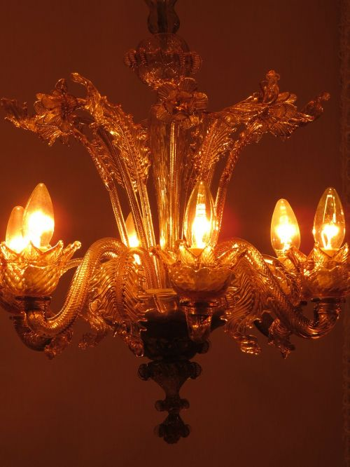 chandelier lamp candles