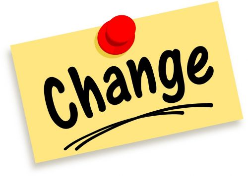 change list pin