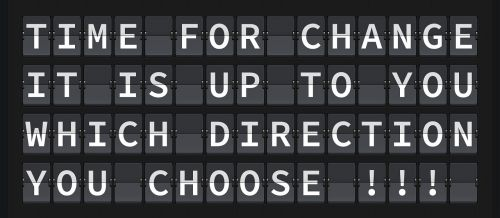 change decision choice