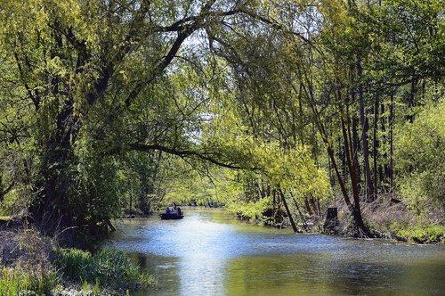 channel  waterway  water