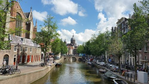 amsterdan channels bridges