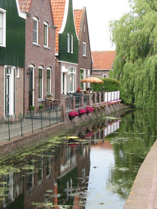 channels amsterdam holland