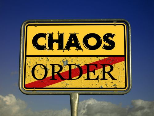 chaos regulation chaos theory