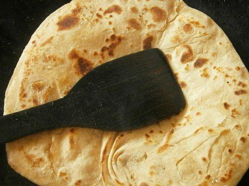chapati bread indian