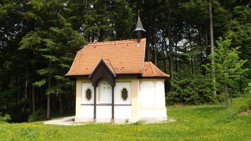 chapel forest hubertus chapel