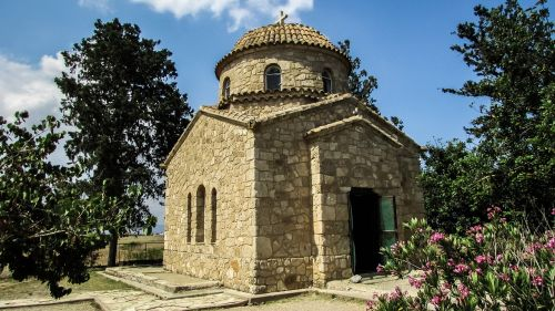 chapel stone built stone