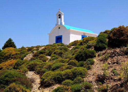 chapel church mountain