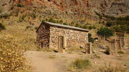 chapel monastery noravank