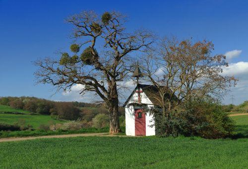 chapel eifel wayside chapel