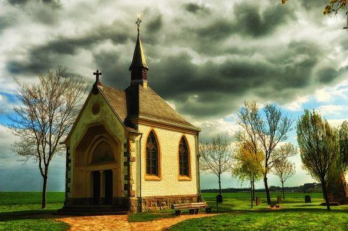 chapel eifel germany