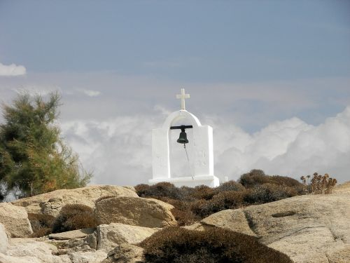 chapel cyclades naxos