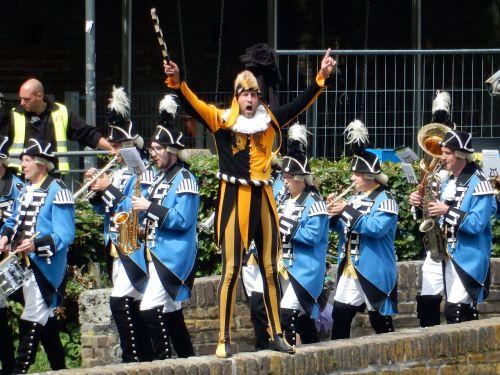 chapel brass band celebrations