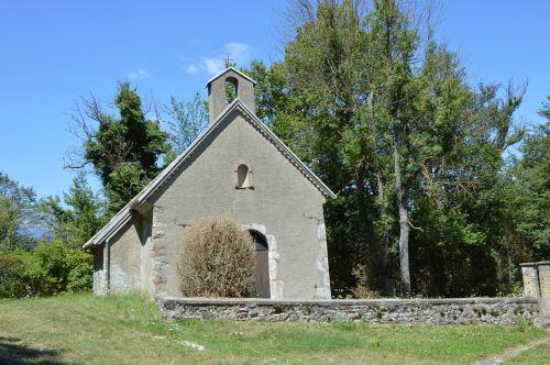 chapel church isère