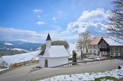 chapel  mountain restaurant  restaurant