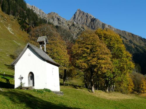 chapel höfats gerstruben