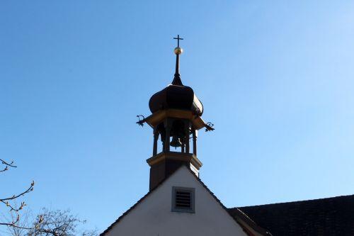 chapel church tower