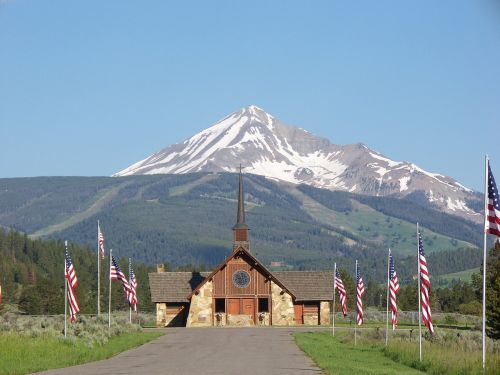 chapel lone peak church