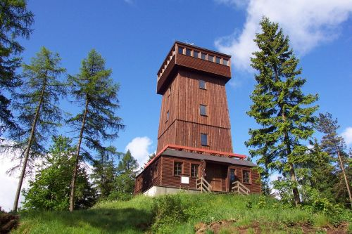 chapel hill vogtland observation tower