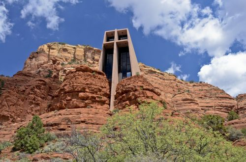 chapel of the holy cross chapel in the rocks arizona chapel