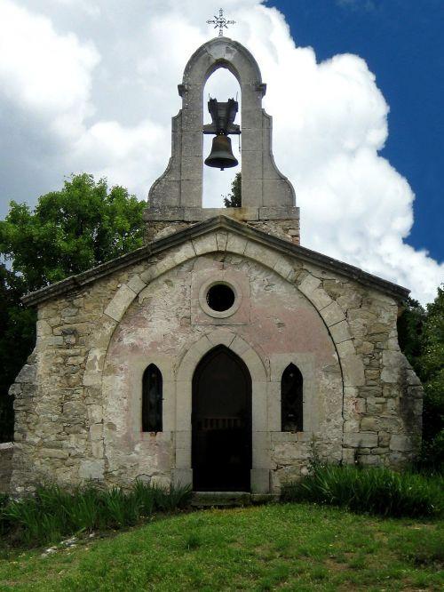 chapelle saint-michel lurs alpes-de-haute-provence