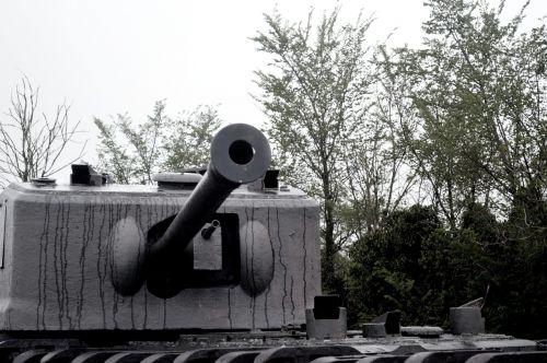 char tank old