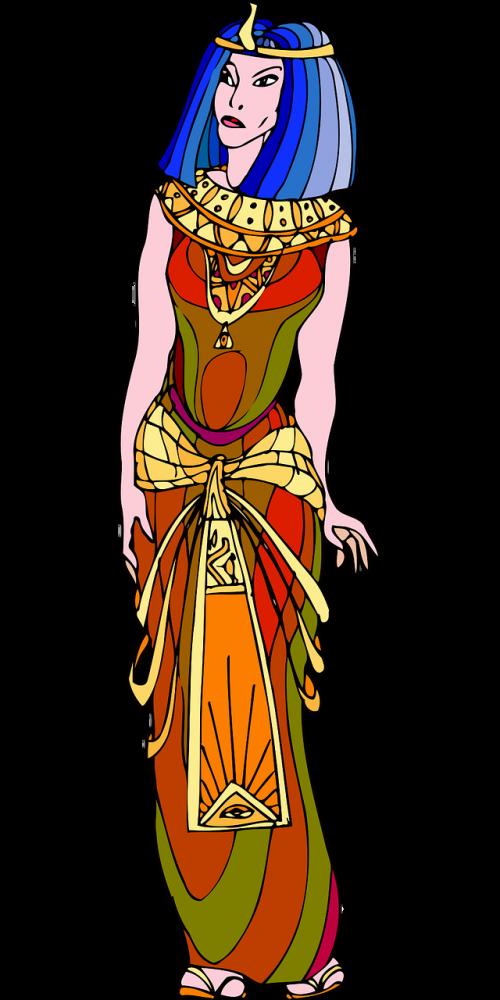 character cleopatra drama