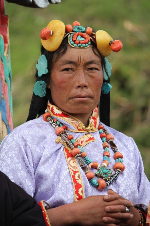 character tibet ethnic ms