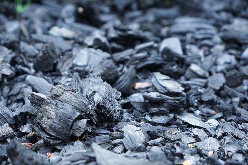 charcoal fire briquettes