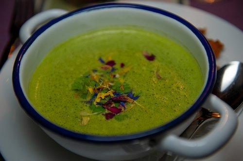 chard  swiss chard soup  soup