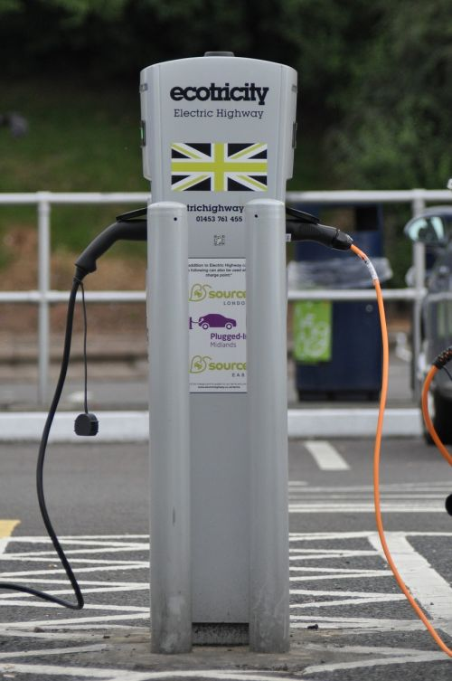 charge point ev electric