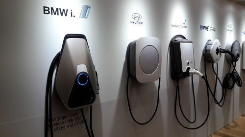 charger evse electric cars
