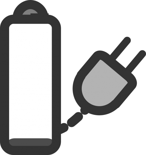 charger charge symbol
