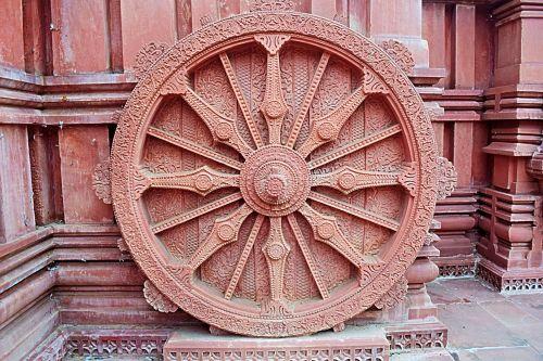 Chariot Wheel 1