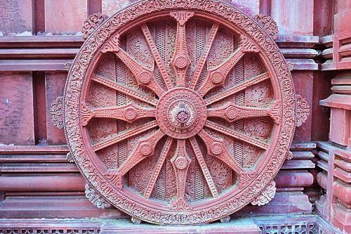 Chariot Wheel 2