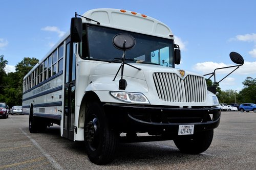 charter bus  church bus  school bus