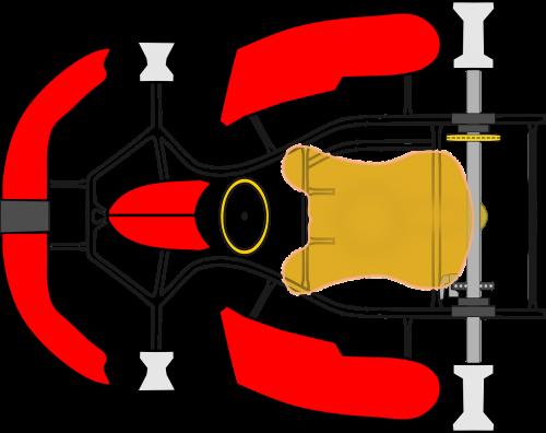 chassis go-kart kart