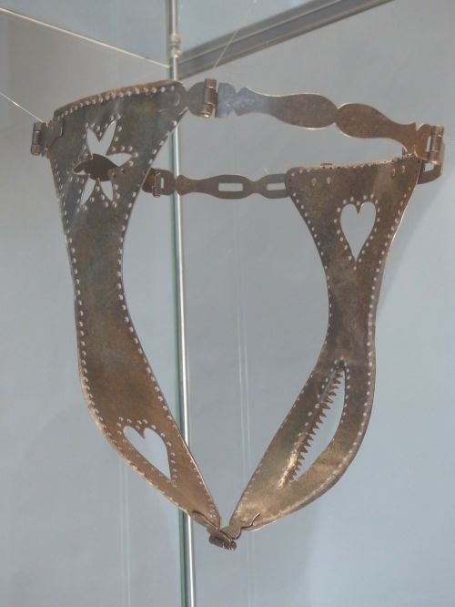chastity belt middle ages instrument of torture