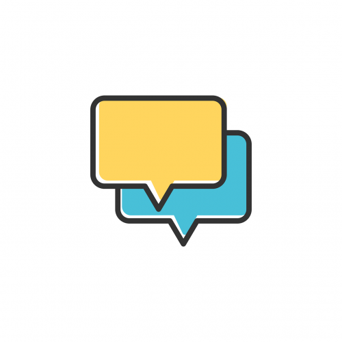 chat icon social