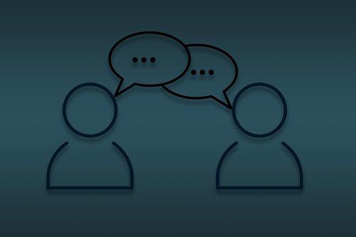 chat  conversation  communication