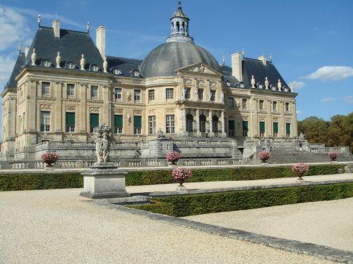 château château de vaux-le-vicomte maincy