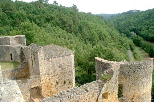 Bonaguil Castle 6