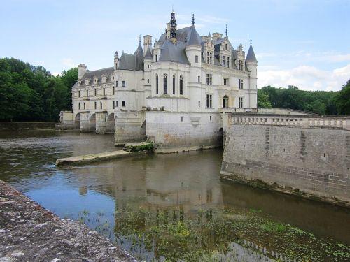 château de chenonceau gothic renaissance